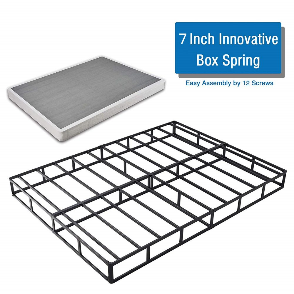 7inches high box spring